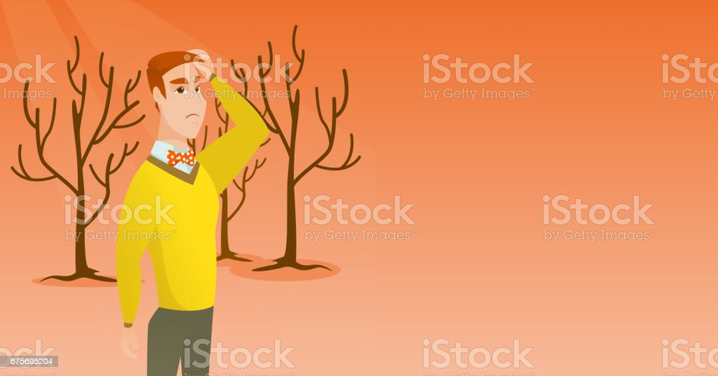 Forest destroyed by fire or global warming royalty-free forest destroyed by fire or global warming stock vector art & more images of canada