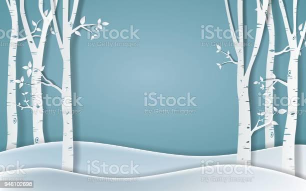 Forest of winter seasonpaper vector illustration vector id946102698?b=1&k=6&m=946102698&s=612x612&h=djiwci3zct3cyrgwf4zizfvl8kuwrmikiow0dz2bawi=