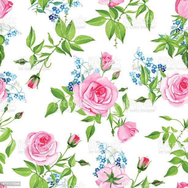 Forgetmenots and roses seamless vector print vector id471171546?b=1&k=6&m=471171546&s=612x612&h=qmpakpzrwcymjeyqkeytxfyh kzjrhg2ajf2ap9hykq=