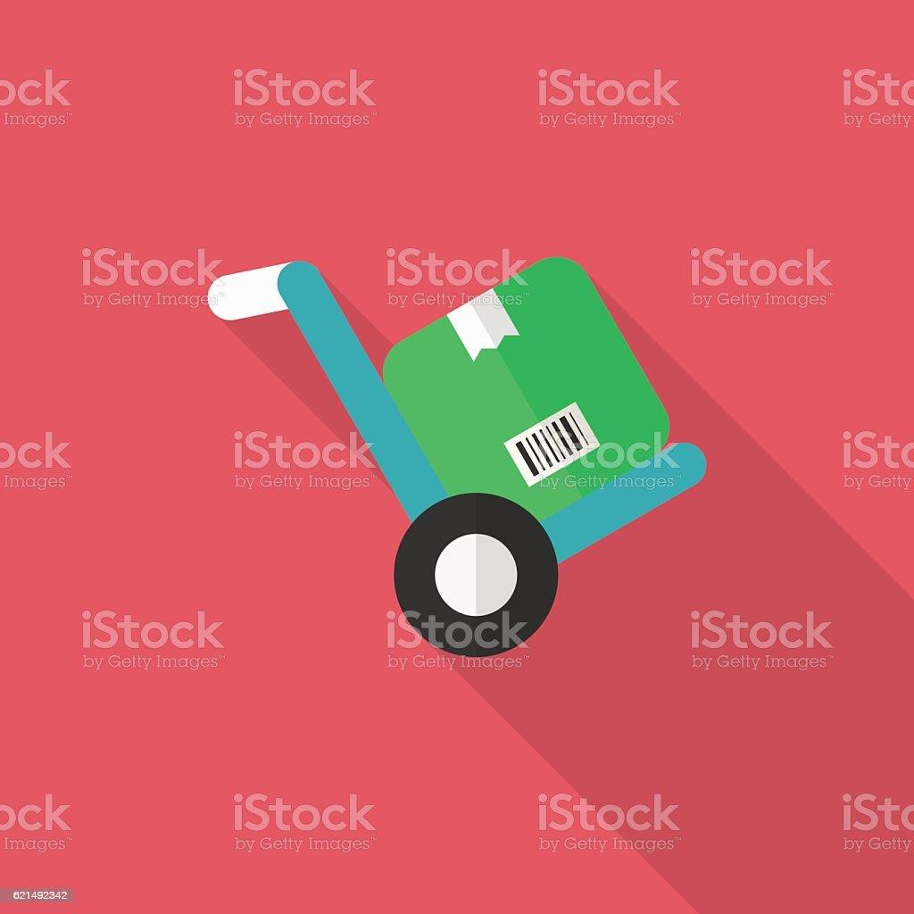 Gabelstapler-Symbol Lizenzfreies gabelstaplersymbol stock vektor art und mehr bilder von arbeiten