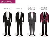 Formal dress code guide for men