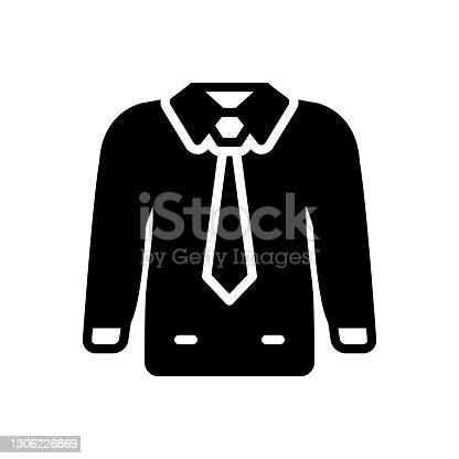 istock Formal dress 1306226869