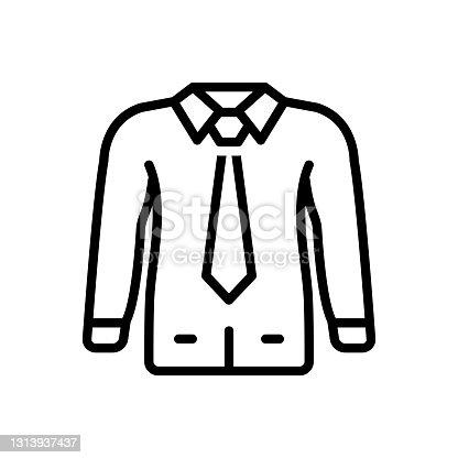 istock Formal dress 1313937437