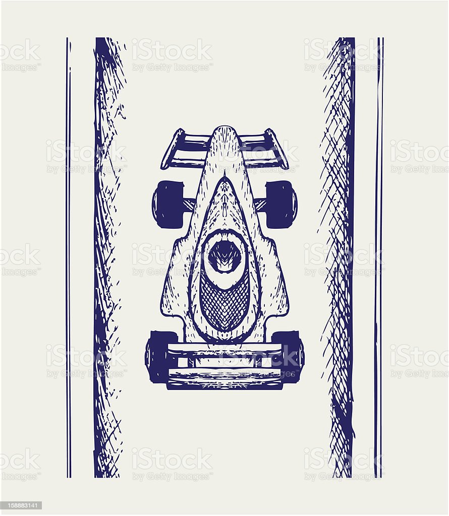Formula 1 race royalty-free formula 1 race stock vector art & more images of abstract