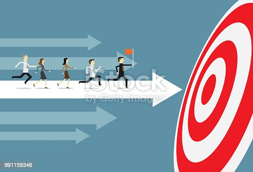 Aspirations, Teamwork, Businessman, Determination, Leadership