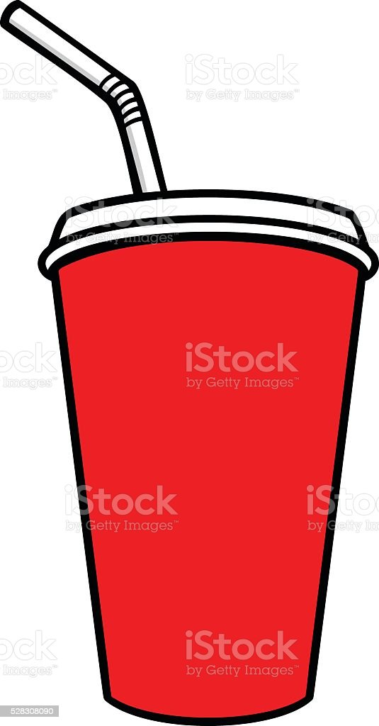 royalty free fountain drink clip art vector images illustrations rh istockphoto com drink clipart free drinks clip art images