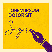 Pen signs
