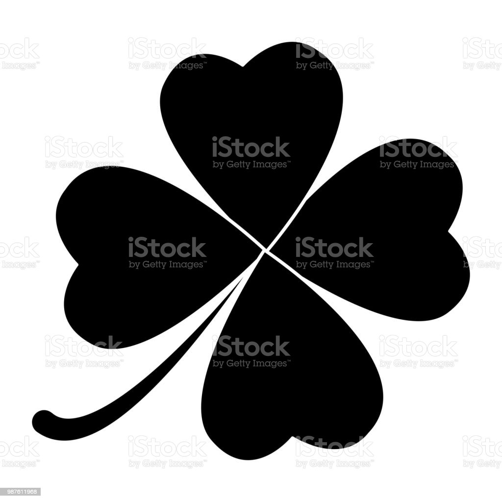 4 h clover vector real clipart and vector graphics