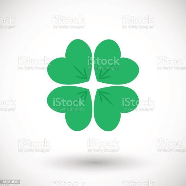 Four leaf clover flat vector icon vector id680815350?b=1&k=6&m=680815350&s=612x612&h=fm59xpa2ze2dnzss4ekms7gej8k62qsoiuvy vfjwtm=