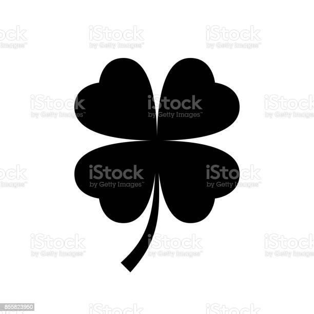Four leaf clover icon black minimalist icon isolated on white vector id855823950?b=1&k=6&m=855823950&s=612x612&h=ovyjo1jvrqygabias 26bbyccepbxx9hoaotfnwmhaa=