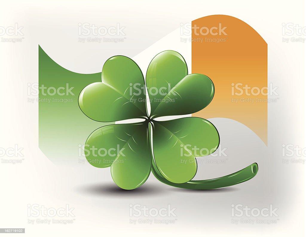 Four leaf clover shape royalty-free four leaf clover shape stock vector art & more images of celebration