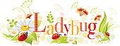 Four seasons: Ladybug banner