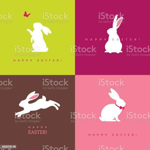 Four white bunny silhouettes vector id653518148?b=1&k=6&m=653518148&s=612x612&h=ynmthwxqivahnyppswvgttuoc64fzdakm4lrvtyxiyw=