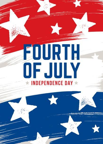 七月四日的背景 - independence day 幅插畫檔、美工圖案、卡通及圖標