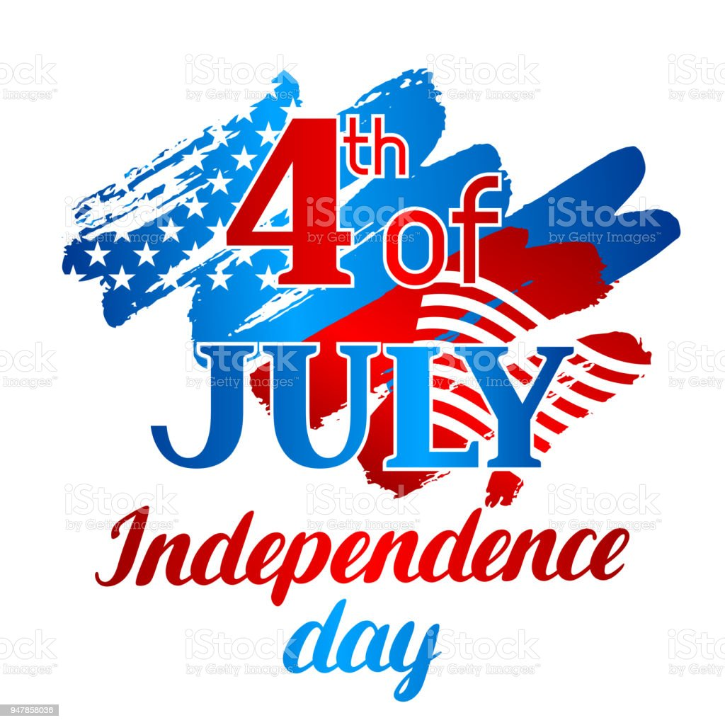 Fourth of july independence day greeting card american patriotic fourth of july independence day greeting card american patriotic illustration royalty free fourth of m4hsunfo