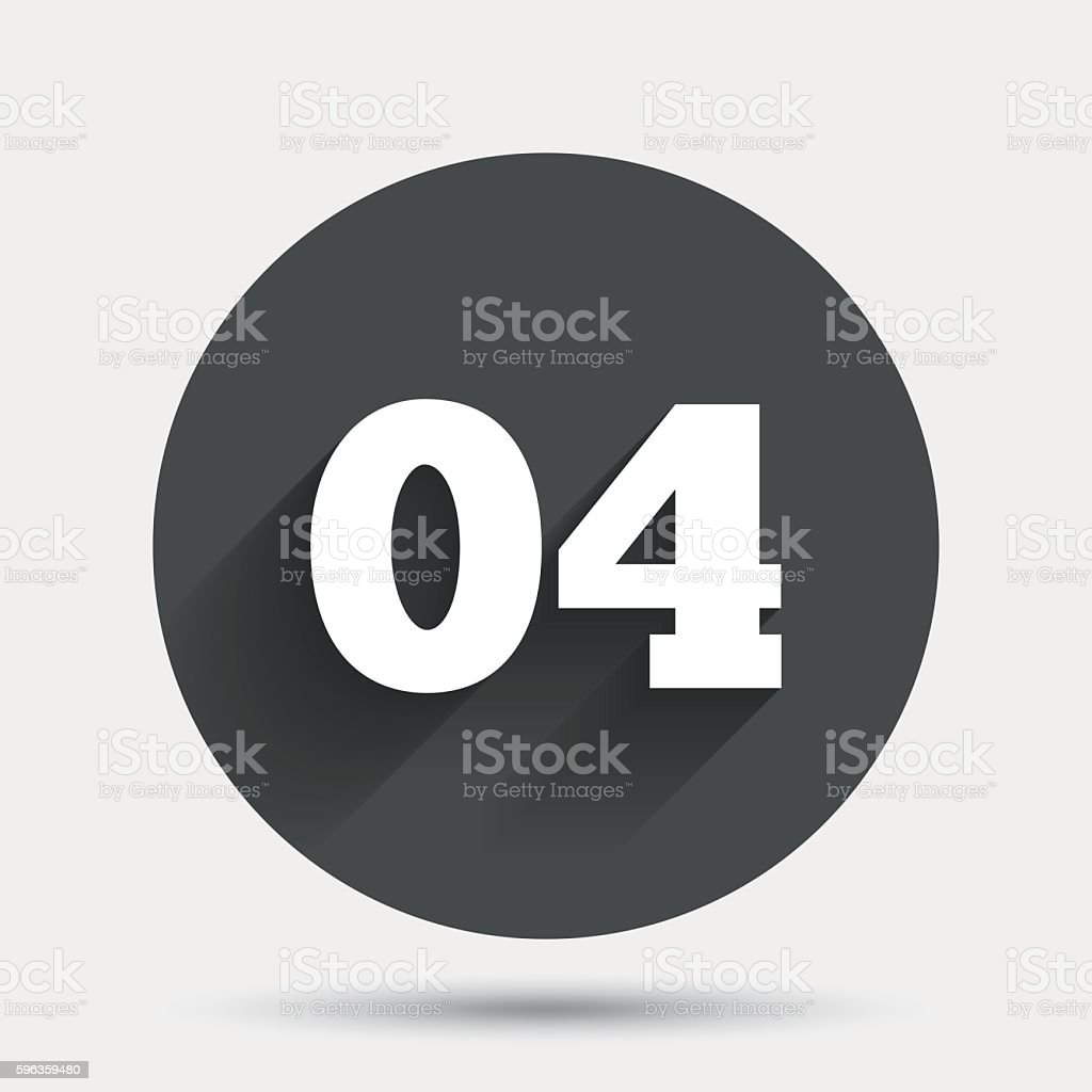 Fourth step sign. Loading process symbol. royalty-free fourth step sign loading process symbol stock vector art & more images of badge