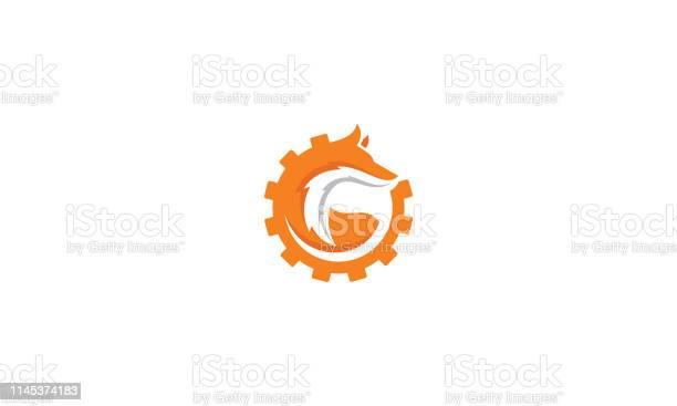 Fox and gear logo vector icon vector id1145374183?b=1&k=6&m=1145374183&s=612x612&h=gdky9yho6qxffua 8u plxa phbxj 4uqvx sn3jjew=