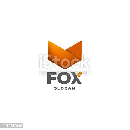istock fox logo 1212732649