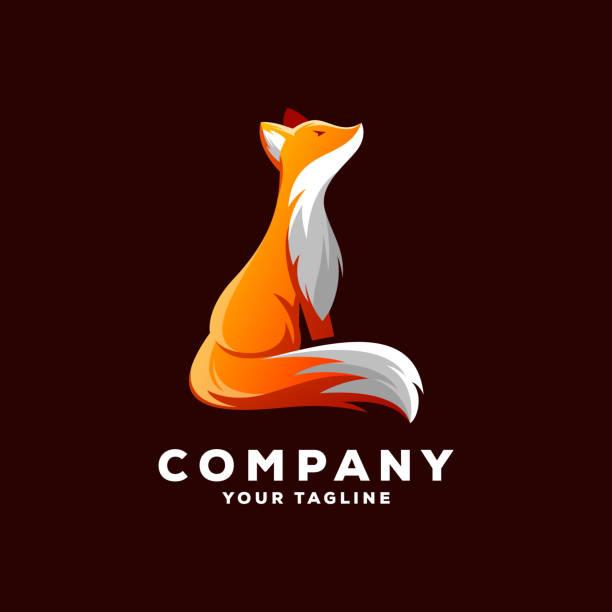 fox logo vector fox logo vector fox stock illustrations
