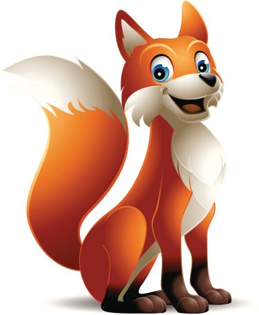 Fox: Seated