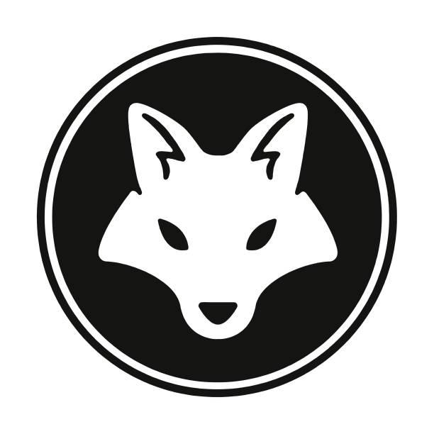 ilustraciones, imágenes clip art, dibujos animados e iconos de stock de fox - zorro