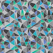 Fragmented geometric design