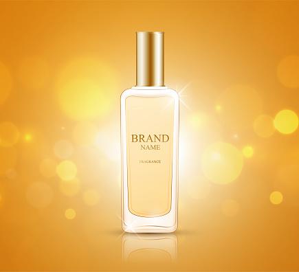 Fragrance packshot
