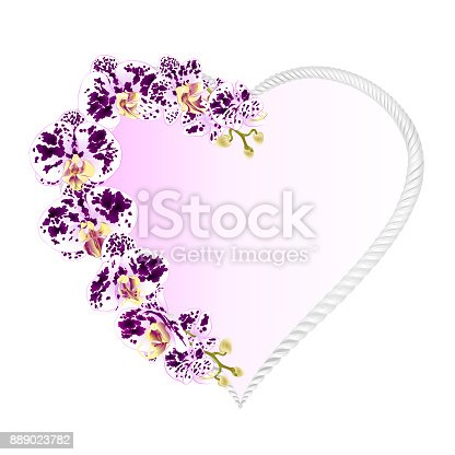Istock Valentine Card With Love At Valentines Day Heart Of Apples