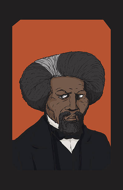 Royalty Free Frederick Douglass Clip Art Vector Images Amp Illustrations Istock
