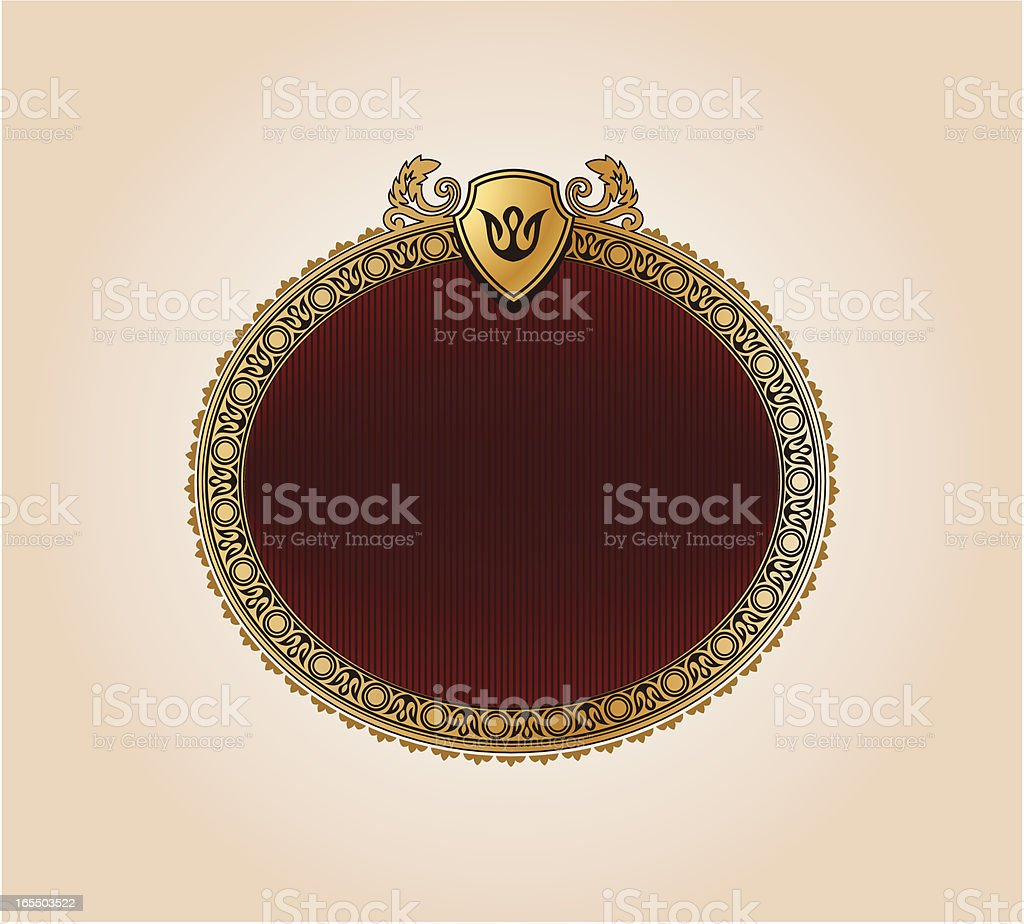 frame ornate royalty-free frame ornate stock vector art & more images of art and craft