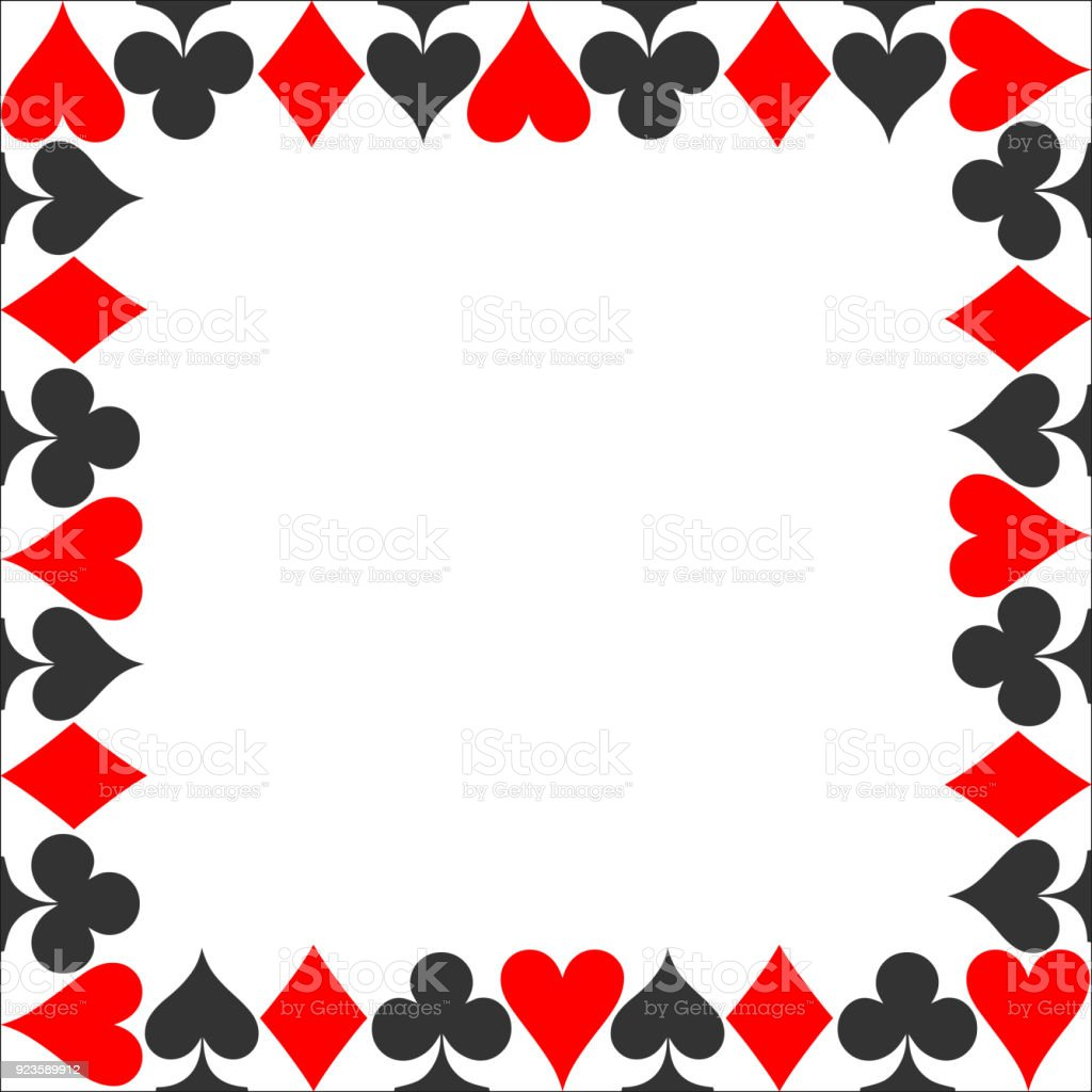 royalty free bridge card game clip art vector images rh istockphoto com playing cards clipart free playing card clip art template free