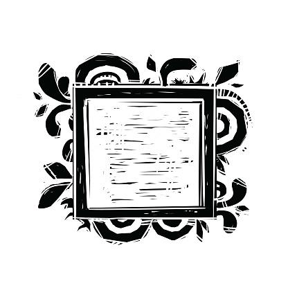 Frame — стоковая векторная графика и другие изображения на тему Без людей
