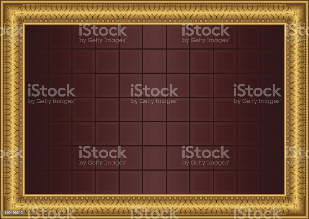 Frame. royalty-free stock vector art