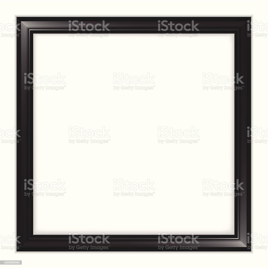 royalty free black border clip art vector images illustrations rh istockphoto com picture frame vector file picture frame vector free download