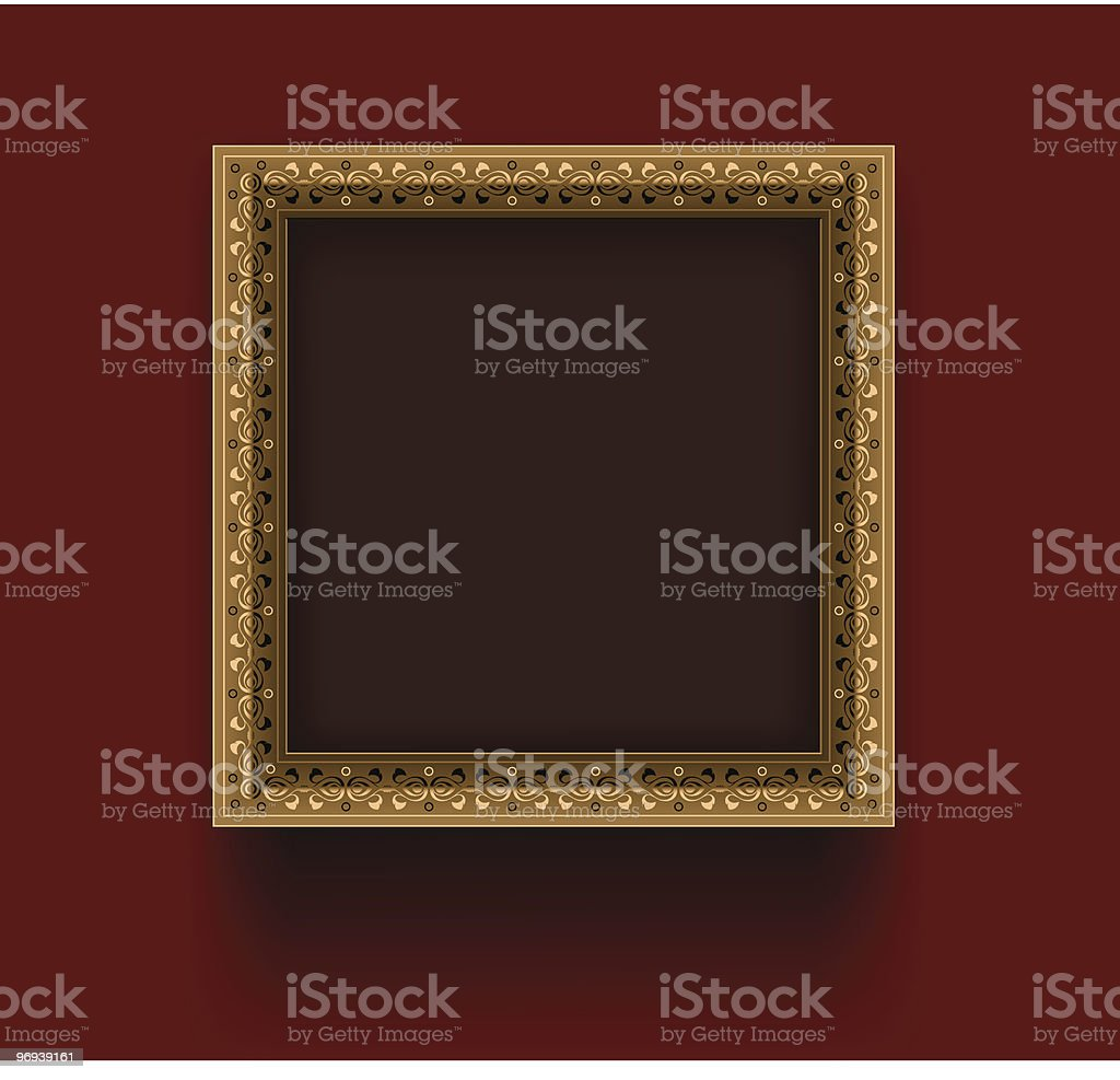Frame royalty-free frame stock vector art & more images of antique