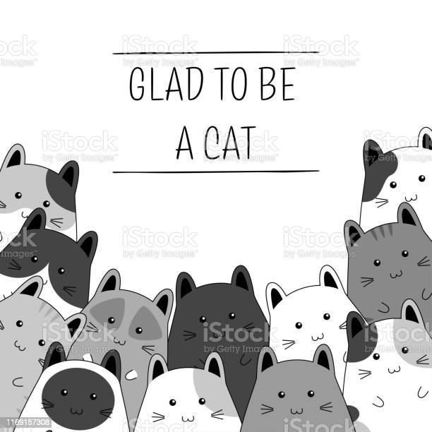 Frame with cute kitten family cartoon vector illustration vector id1169157308?b=1&k=6&m=1169157308&s=612x612&h=5sgj6im6mx54fby ogtu2tyhxxe45a9pb32apr0lbfq=