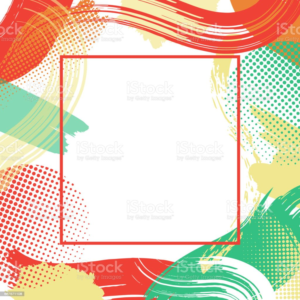Frame with vector color patternsmodern graphic design elements frame with vector color patternsmodern graphic design elements royalty free frame with jeuxipadfo Gallery