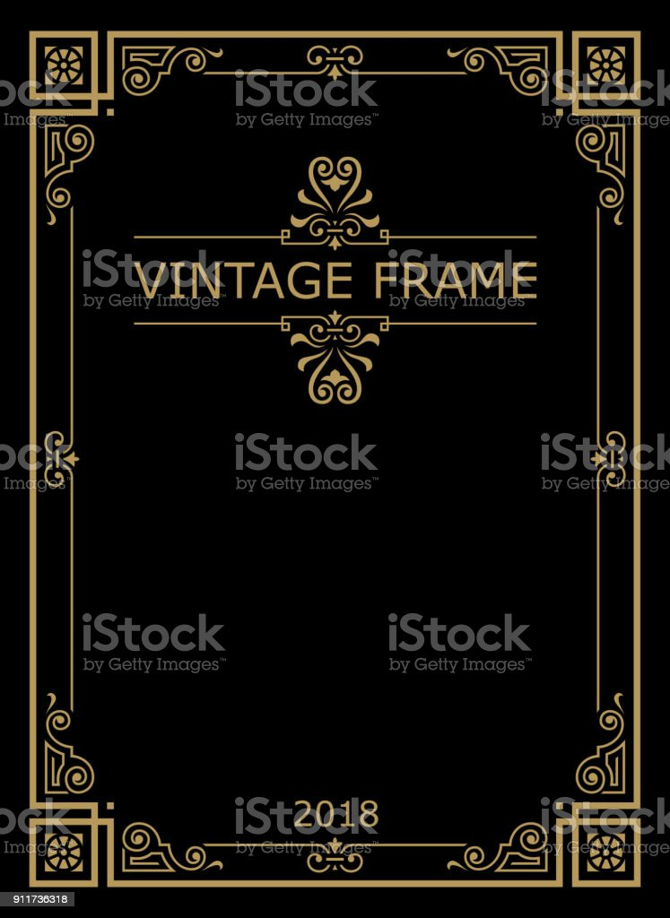 frame/frame.eps vector art illustration