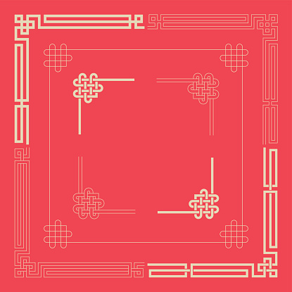 Frames of Chinese Style