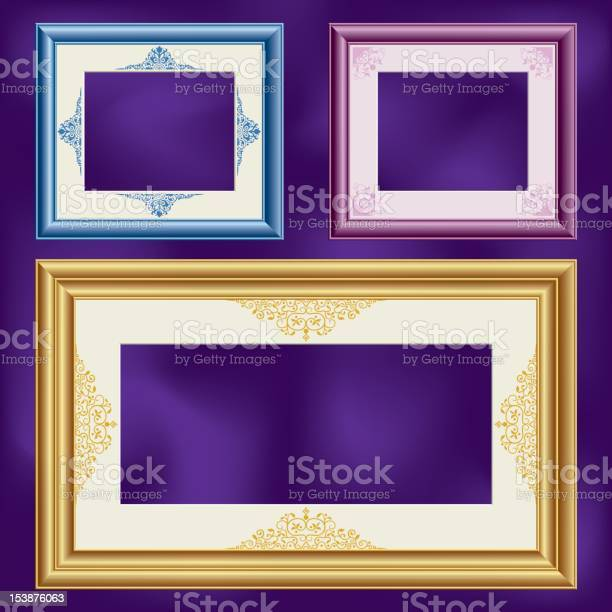 Frames Passepartout Stock Illustration Download Image Now Istock