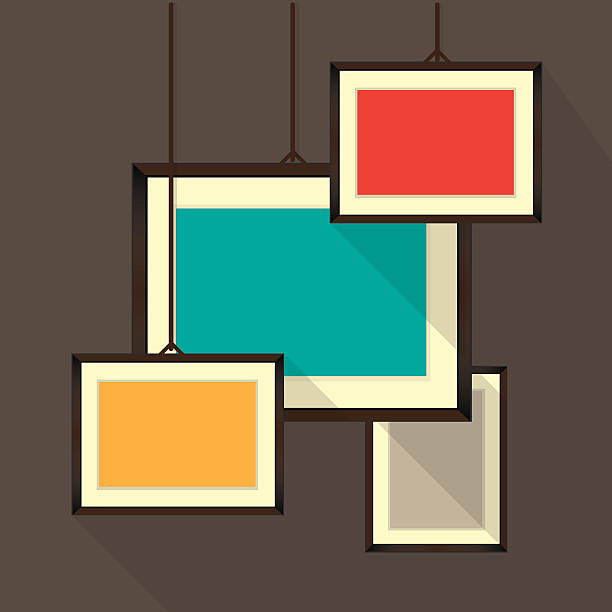 フレーム - 美術館点のイラスト素材/クリップアート素材/マンガ素材/アイコン素材