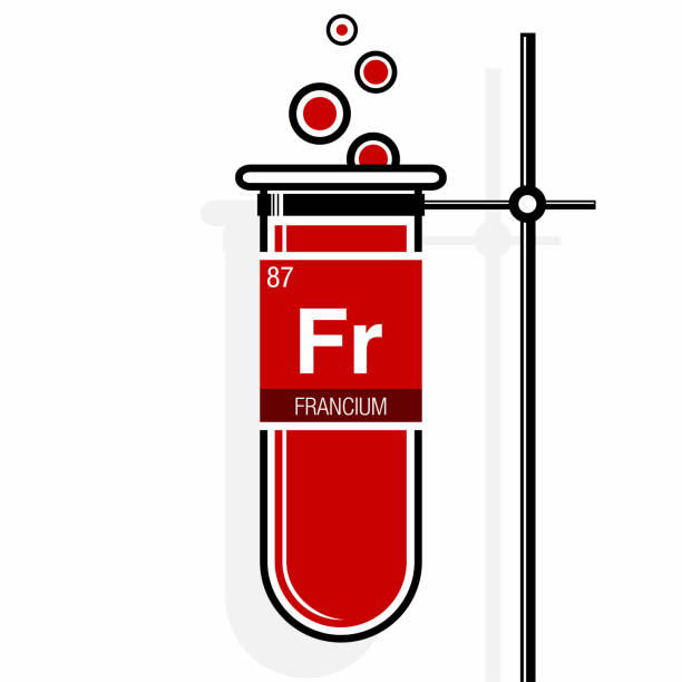 Royalty Free Francium Symbol Clip Art Vector Images Illustrations