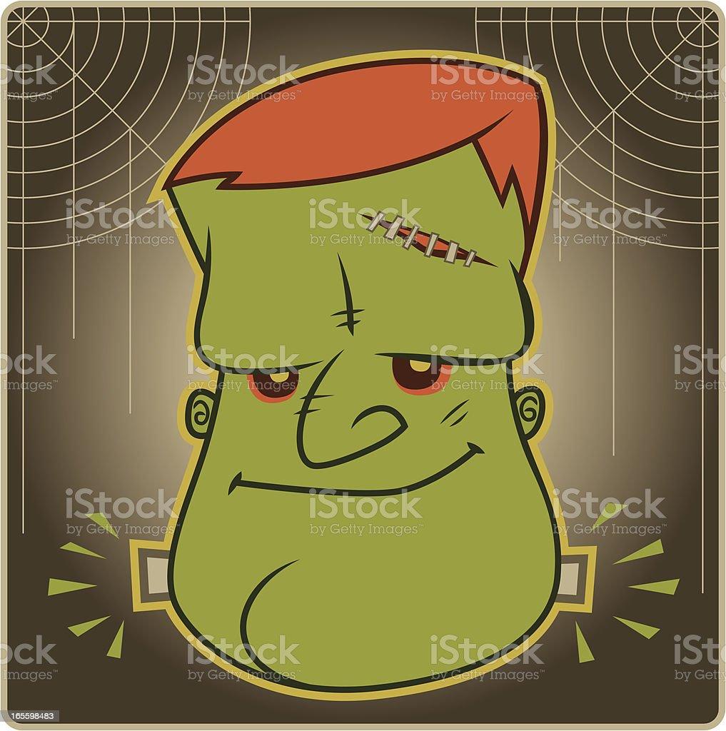 De Frankenstein ilustración de de frankenstein y más banco de imágenes de celebración - acontecimiento libre de derechos