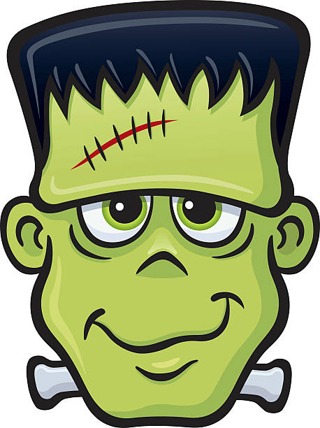 royalty free frankenstein clip art vector images