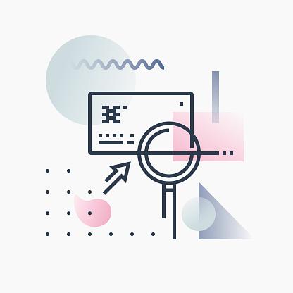 Fraud Detection Futuro Illustration