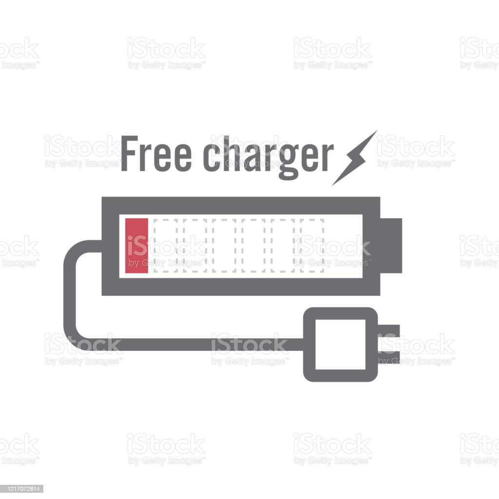 free charger logo for charging battery stock illustration download image now istock free charger logo for charging battery stock illustration download image now istock