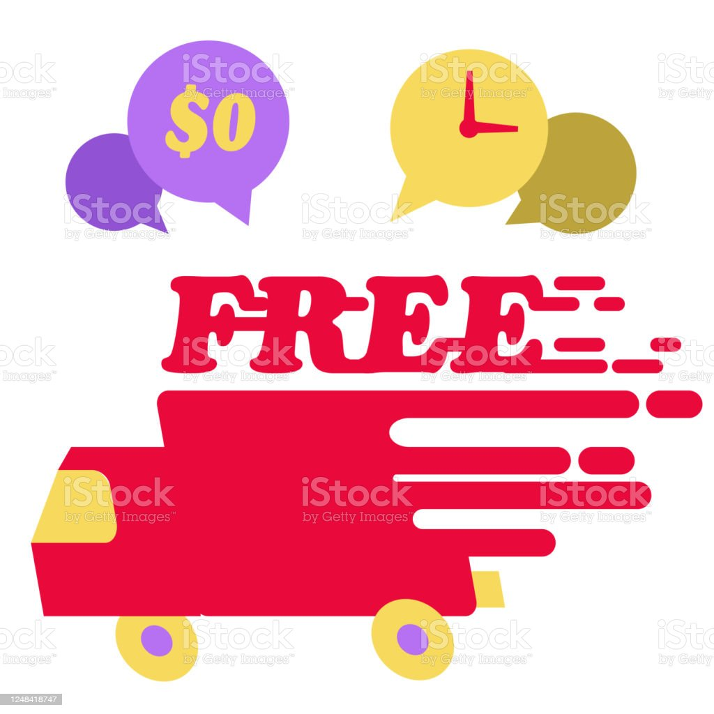 Free Home Delivery Illustration Material Stock Illustration Download Image Now Istock