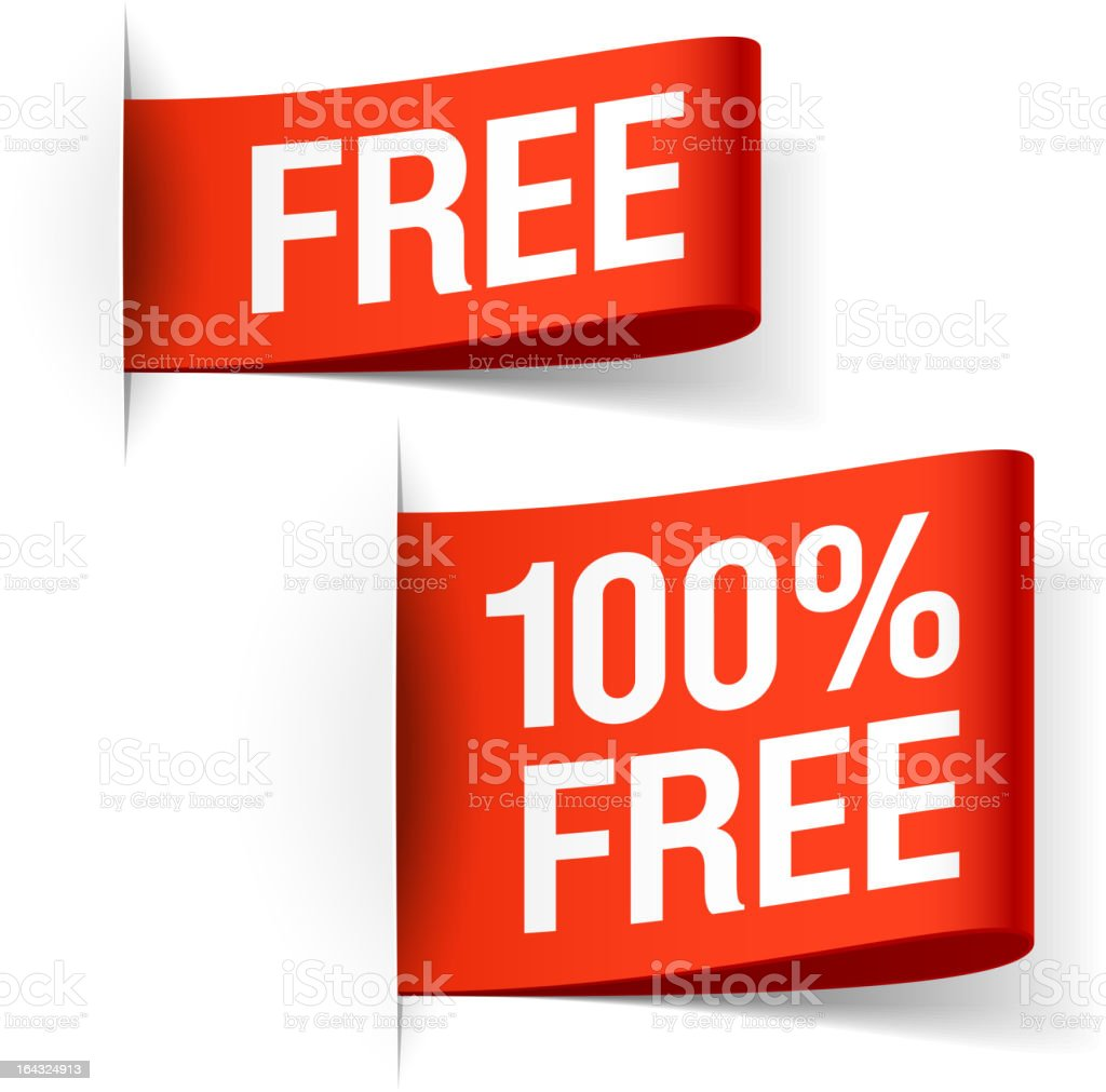 Free labels royalty-free free labels stock vector art & more images of business