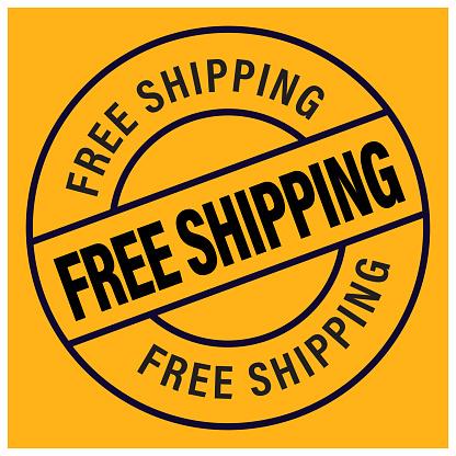 free shipping vector icon