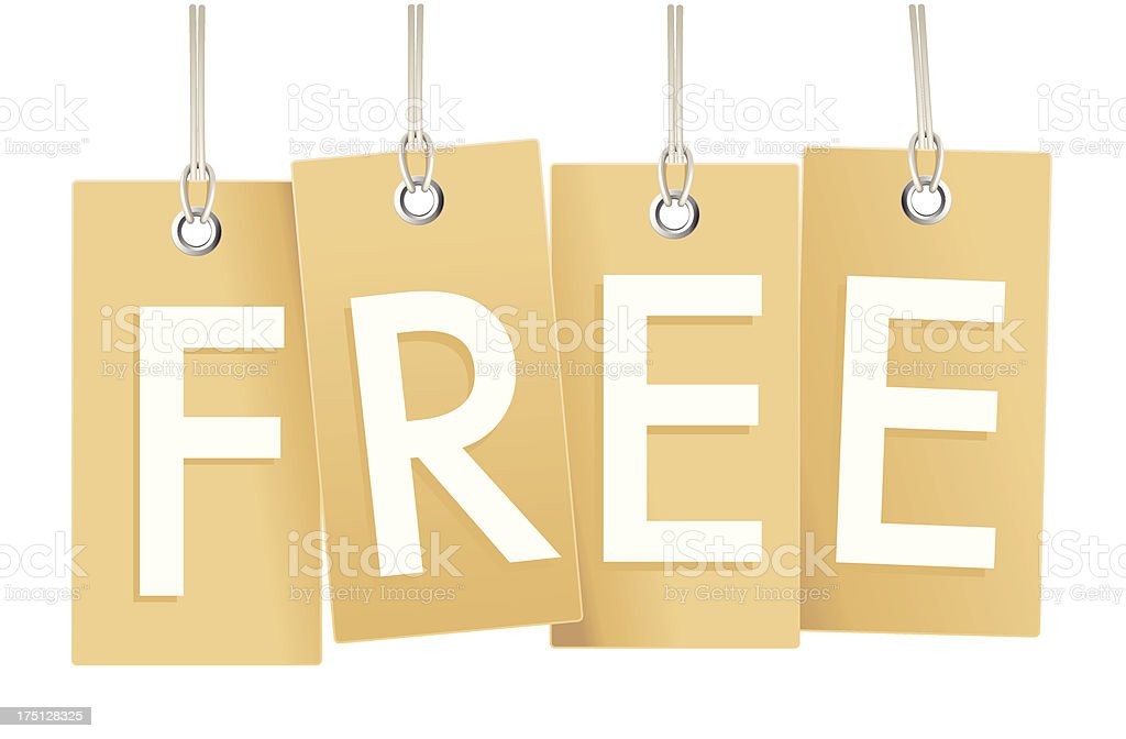 Free! royalty-free stock vector art
